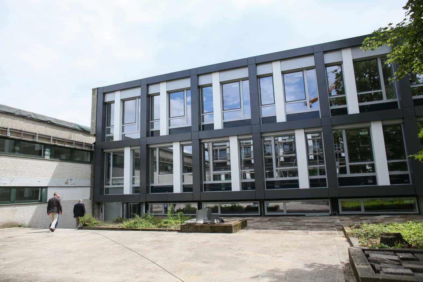 Neues Gymnasium geht an den Start