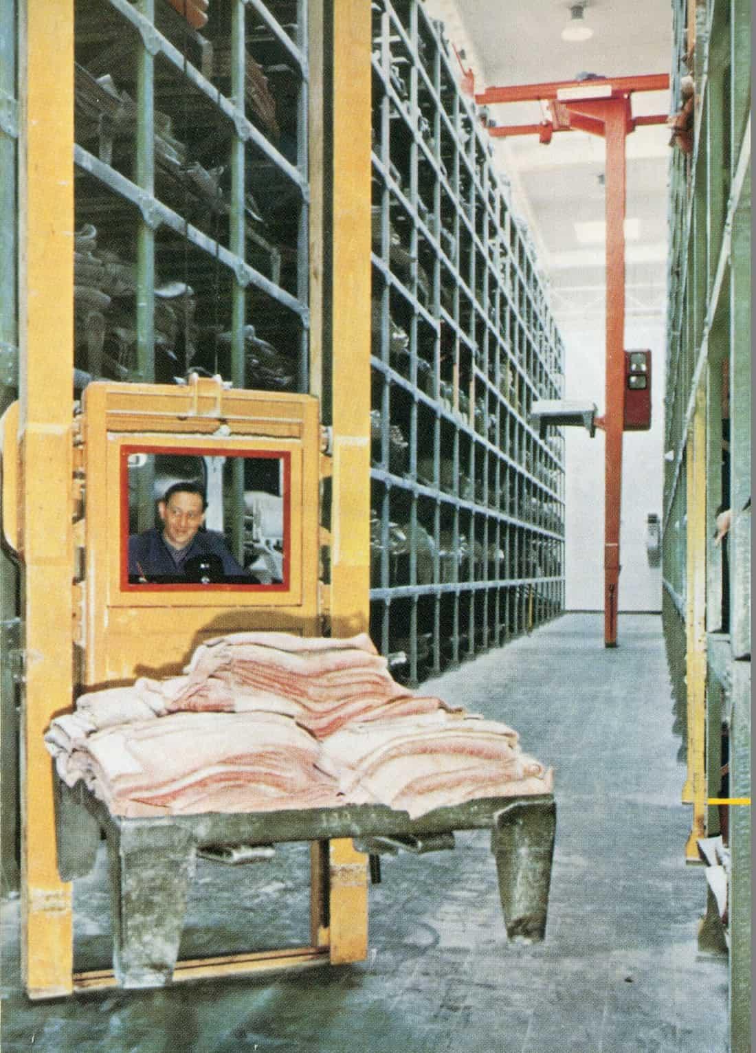 Ein Blick ins Conti-Werk auf einem Archiv-Foto.
