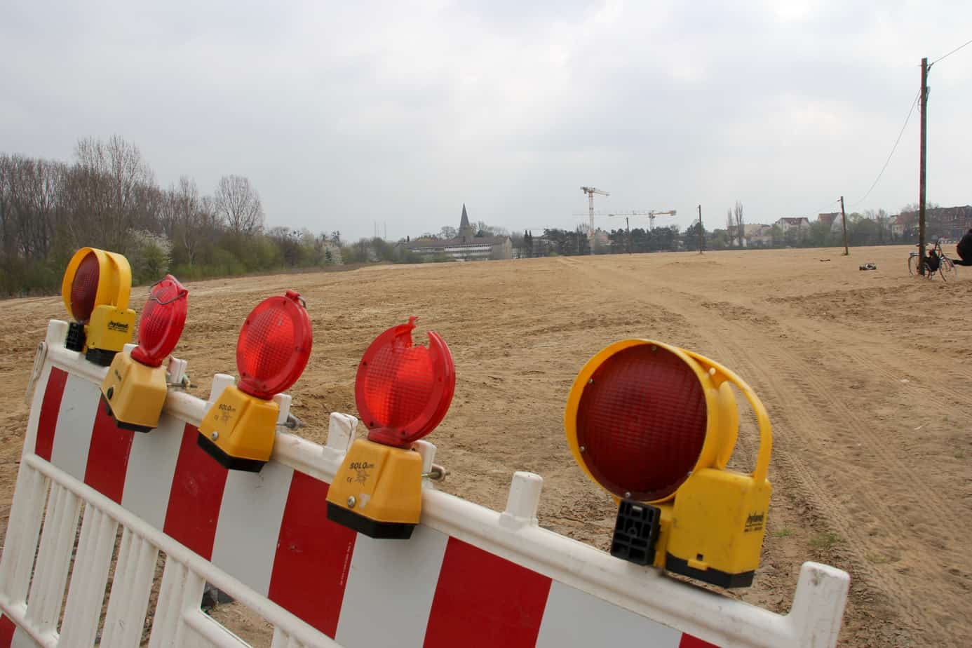 Die Bauarbeiten sollen 2018 mit dem ersten Bauabschnitt beginnen.