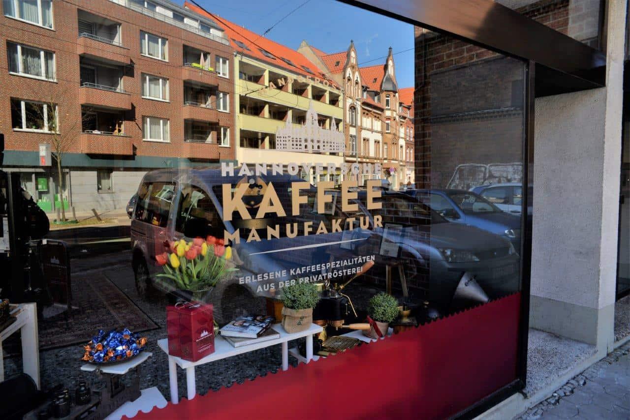 Die Hannoversche Kaffeemanufaktur hat eine Filiale an der Wunstorfer Straße eröffnet.