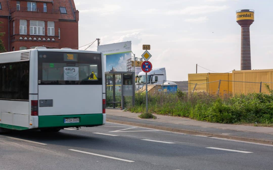Keine Stadtbahn: Reicht eine Buslinie für die Wasserstadt?