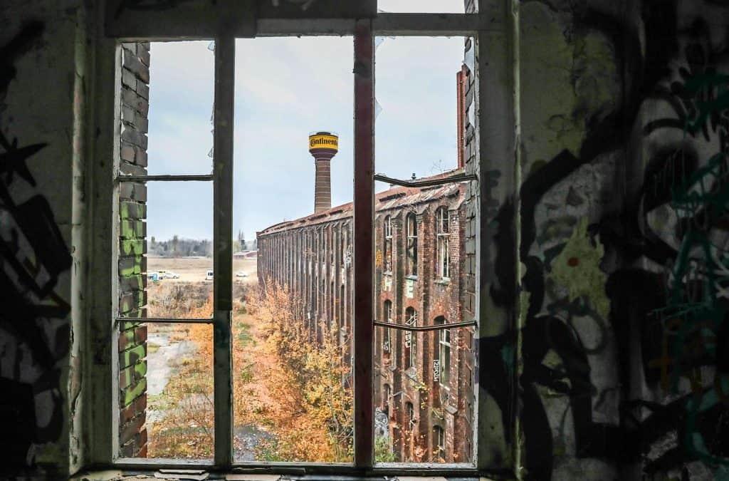 Papenburg darf Conti-Gebäude auf Wasserstadtareal nicht abreißen