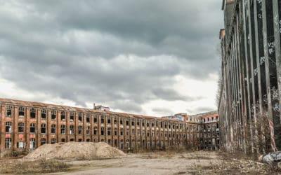 Die Conti-Ruinen im 360-Grad-Video
