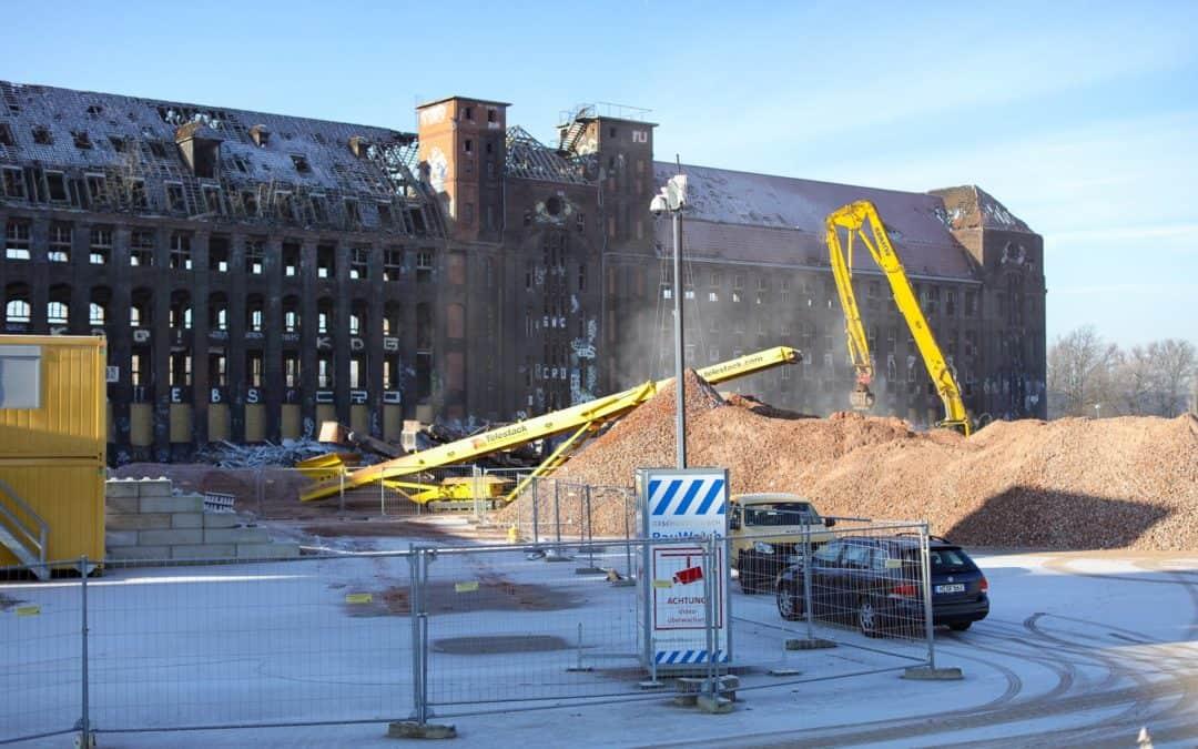 """""""Bauwatch"""": Kameras ersetzen Wachdienst auf dem Conti-Gelände"""