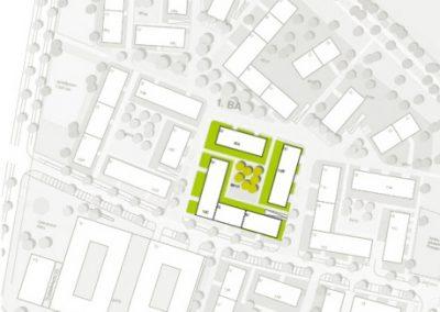 Wasserstadt Limmer_Lageplan_BF10