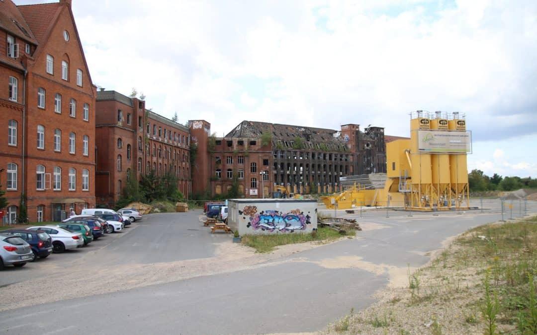 Wasserstadt: Bauunternehmer darf Conti-Gebäude in Limmer nicht abreißen