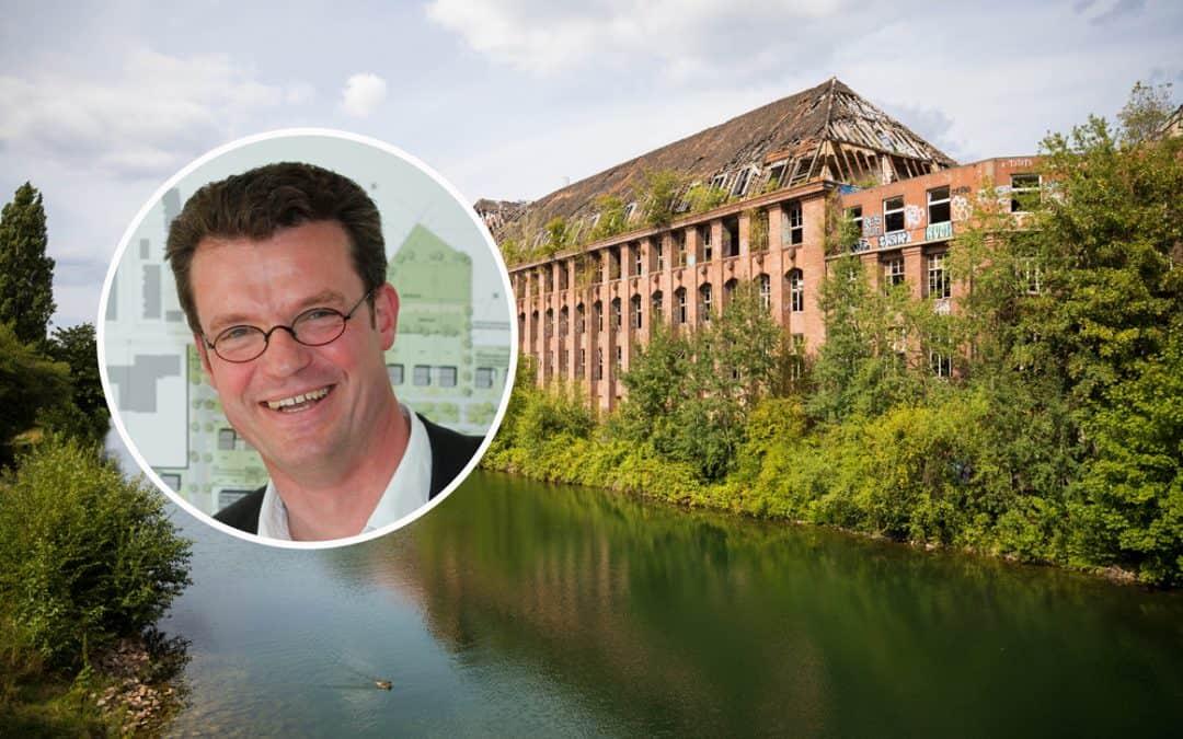 Papenburg will Conti-Altbauten abreißen, Felsmann will sanieren – aber wie?