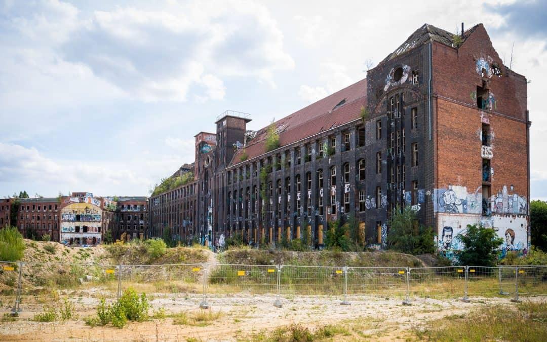 Bremsen Conti-Denkmale den Baufortschritt auf dem Wasserstadt-Gelände?