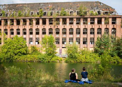 Projekt Wasserstadt Limmer - Bauunternehmer darf Conti-Gebäude nicht abreißen
