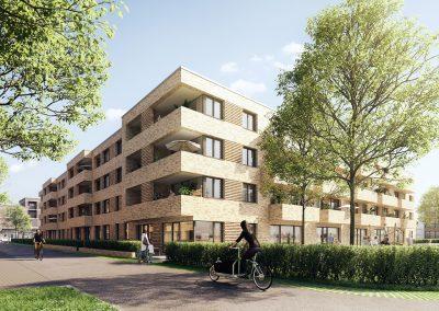 Wasserstadt Limmer - BF13 - copyright MACINA- RHWZ RENNERHAINKEWIRTHZIRN Architekten