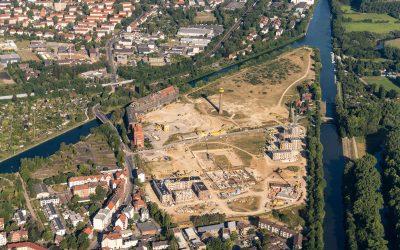 Baugemeinschaft Jawa plant 50 Wohnungen in der Wasserstadt