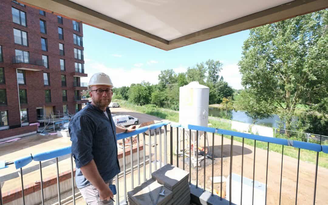 Wasserstadt Limmer: So sieht es in den ersten Wohnungen aus