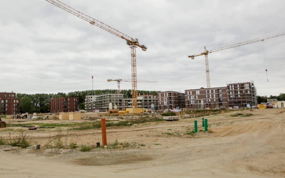 Mehr Wohnungen in der Wasserstadt? Politik ist skeptisch